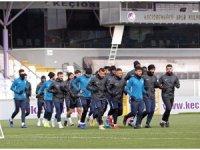Keçiörengücü, Hatayspor maçının hazırlıklarına başladı