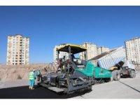 Kocasinan, 5 yılda bir milyon 100 ton asfalt serdi, 825 kilometre yol yaptı