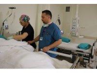 Eskişehir Şehir Hastanesi Yanık Merkezi bölgeye hitap ediyor