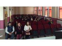 ADÜ'de Online Oyun ve Medya Bağımlılığı Semineri düzenlendi