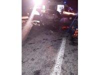 Patnos'ta trafik kazası: 4 ölü