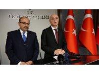 İçişleri Bakan Yardımcısı Tayyip Sabri Erdil: