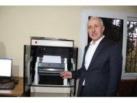 Türkiye'de sadece 8 ilde bulunan cihazın 9'uncusu Mersin'de
