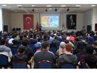 Mersin'de 'İklim Değişikliği' konferansı