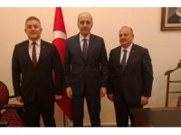 Başkan Ankara'dan mutlu döndü