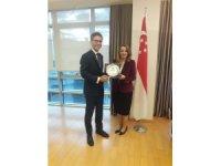 Singapur Büyükelçisi Jonathan Tow'dan, Türk şirketlerine iş birliği çağrısı