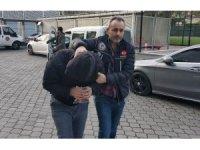 Samsun'da uyuşturucu ticaretinden 3 kişi gözaltına alındı