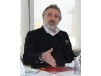 """Talat Papatya: """"Yeni stadımıza girerken içimden ayakkabılarımı çıkarmak geliyor"""