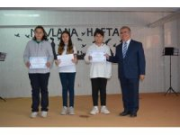 """Anadolu Lisesi'nde """"Mevlana Haftası"""" etkinliği"""