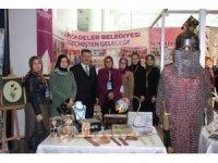 Kurşunlu Han'ın ürünleri Ankara'da büyük ilgi gördü