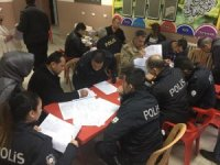 Nurdağı polisinden kan bağışı kampanyasına destek