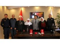 Kıbrıs gazilerine Milli Mücadele Madalya ve Beratları tevcih edildi