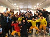 Talasgücü Belediyespor ilk yarının son maçına hazır
