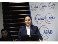 AFAD'dan masabaşı ve saha tatbikatı