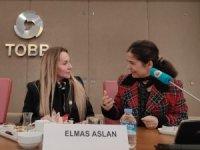 TOBB Edirne Kadın Girişimciler Kurulu Ankara'da