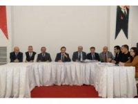 Bilecik Belediyesi iş yeri ihaleleri canlı yayında gerçekleştirildi