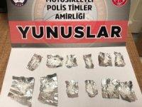 Osmaniye'de asayiş uygulamasında 3 gözaltı