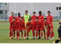 Kayserispor U19, Bursa'ya gitti