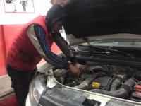 Kış aylarında araç bakımlarına dikkat