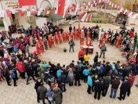 İnegöl Mehteri'nden Suriyeli yetimlere unutulmaz konser