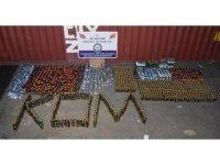 Diyarbakır'da yılbaşı öncesi kaçak içki operasyonu