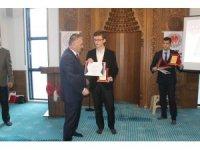 Kuran-ı Kerim'i güzel okuma yarışması yapıldı