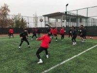 Yeşilyurt Belediyespor'da Altındağ Belediyespor maçı mesaisi sürüyor