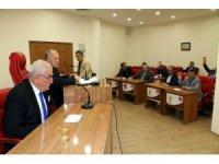 Erzincan İl Genel Meclisi aralık ayı meclis toplantısı yapıldı