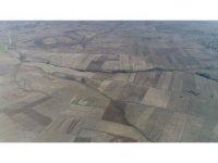 Trakya'da 3 milyon 991 bin 440 dekar alanda arazi toplulaştırma çalışmaları