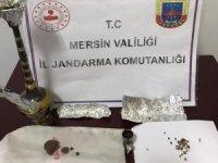 Mersin'de uyuşturucu operasyonu:  4 gözaltı
