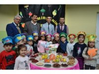Yerli Malı Haftasına atalık tohumlu kutlama