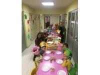 Şehzadeler'in minikleri Yerli Malı Haftası'nı kutladı