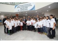Okuldan Havuza Kulaç At projesi başlatıldı