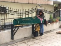 Maltepe'de lüks rezidansta öldürülen Didem Mengü son yolculuğuna uğurlandı