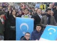 STK'lardan Çin'e 'Doğu Türkistan' tepkisi
