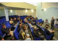 Bodrum'da Temizlik İşleri Müdürlüğü personeline sertifikalı eğitim verildi