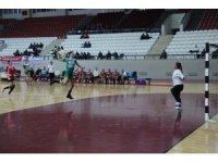 Hentbol Kadınlar Türkiye Kupası: Görele Belediyesi: 39 - Aksaray Belediyesi: 34