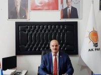 AK Parti Bulanık İlçe Başkanı Ali Bulut istifa etti