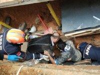 Eskişehir'de iş kazası: 1 yaralı
