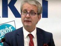 AK Parti Kütahya İl Bakanlığı görevine Sebahattin Ceyhun atandı