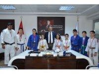 Koçarlı Belediyesi Judo Takımı'ndan gururlandıran başarı