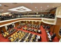 Ankara Büyükşehir Belediye Meclisi'nde tüm parti grupları kredi için onay vereceğini açıkladı