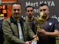 Şehit Jandarma Uzman Çavuş Kaya anısına futbol turnuvası
