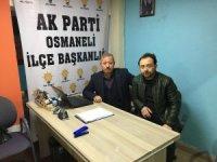 AK Parti Osmaneli Belediye Meclisi üyelerinden açıklama