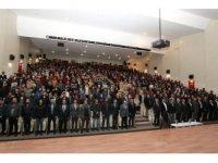 BEÜ'de 'Başarı Bedel İster' konferansı