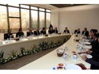 BEÜ Rektörü Yardım, Rektörler çalıştayına katıldı