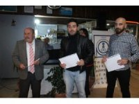 Kongrelere katılan öğrencilere sertifikaları verildi