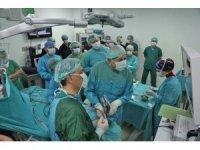 Kütahya'da ilk kez kapalı yöntemle beyin ameliyat yapıldı