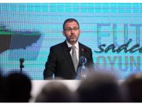 """Bakan Kasapoğlu: """"UEFA'nın soruşturma kararı yok hükmündedir"""""""