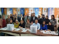 Nazilli AK Parti'de delege seçimleri tamamlandı